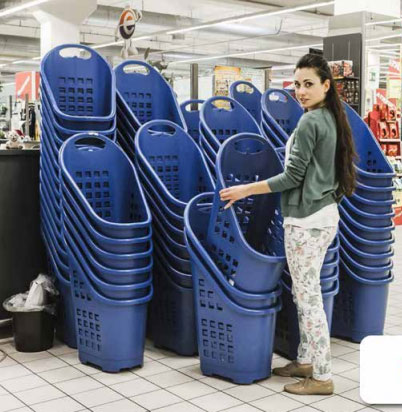 Shopping Trolleys, Plastic Shopping Trolley Manufacturers